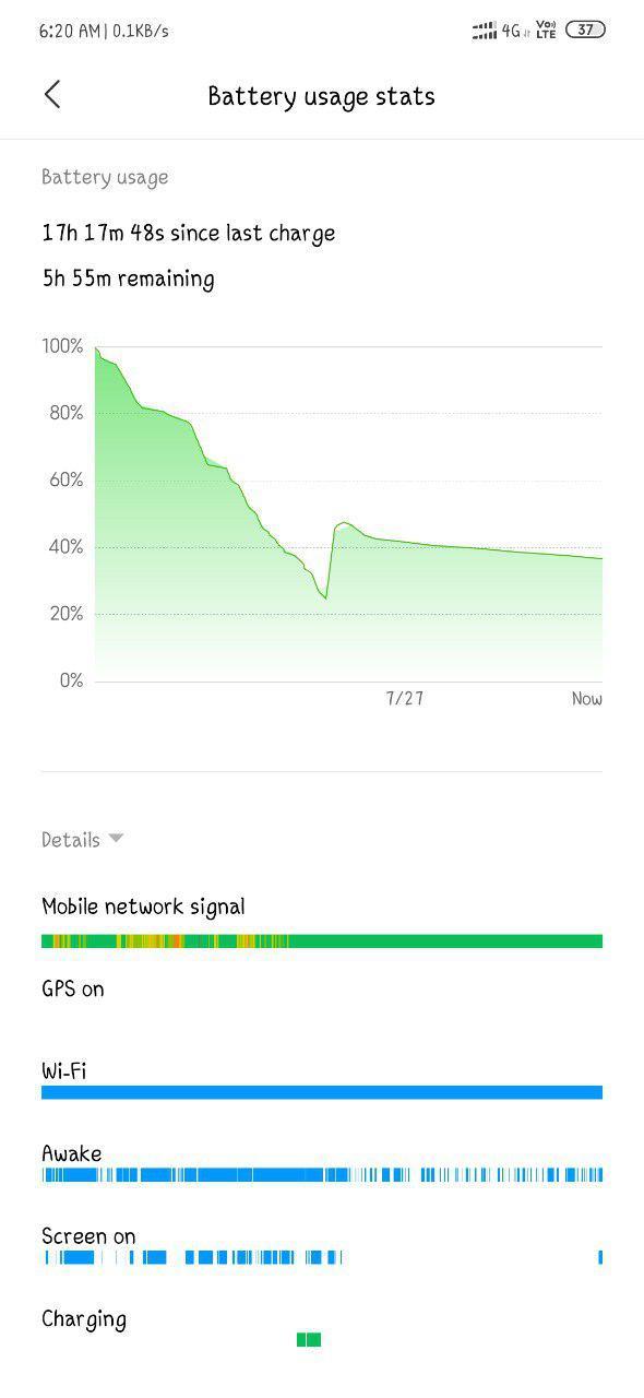 Xiaomi Mi Безопасность
